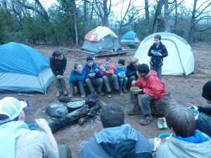 Camporee Mar 2013