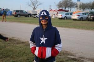 I'm Captian America!